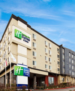 Holiday Inn Express Hotel & Suites in Charlotte, NC