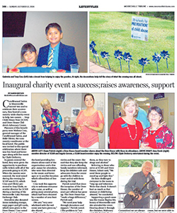 Inaugural Charity Event for Stop Child Abuse Now (SCAN)